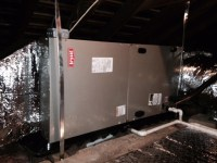 Installation Images and Photo Gallery for Deep Freeze