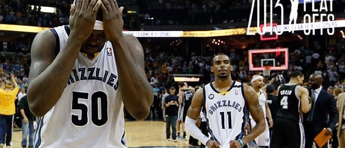 Grizzlies: 2013 Western Conference Finals