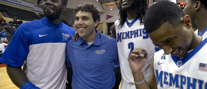 Memphis Tigers: Josh Pastner