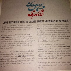 Batch Memphis: Sugar and Spice