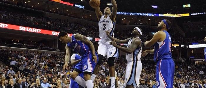 Memphis Grizzlies: James Johnson Alley-Oop