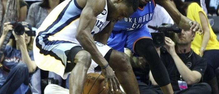 Memphis Grizzlies: Thunder Rivalry