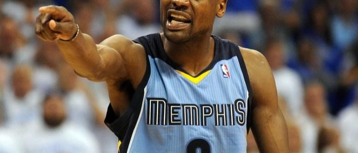 Memphis Grizzlies: Tony Allen