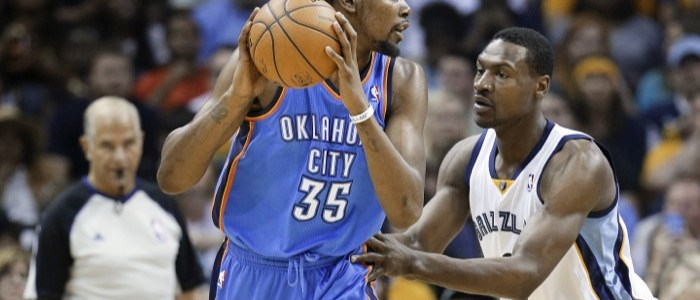 Memphis Grizzles: TA on Kevin Durant