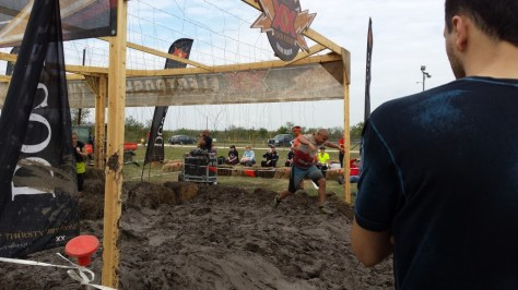 The most iconic obstacle: Electro Shock Therapy