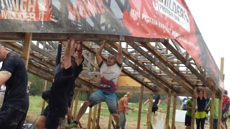 Funky Monkey Obstacle