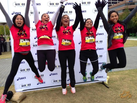 We finished! Yay!