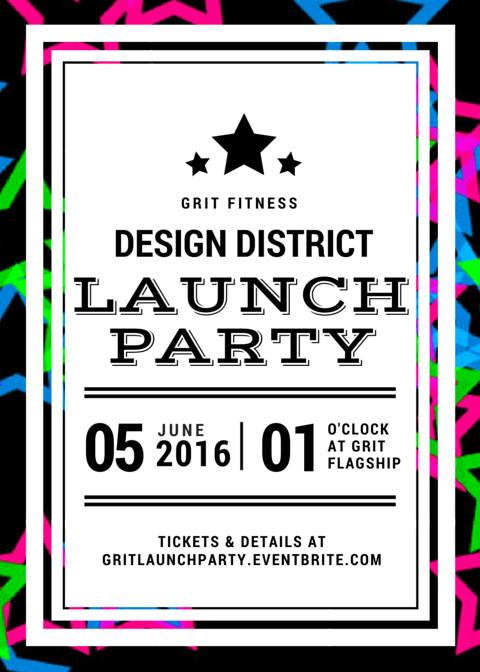 GRIT Launch Party 060516