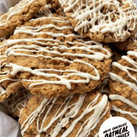 White Chocolate Oatmeal Scotchies