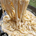 one-pot fettuccine alfredo