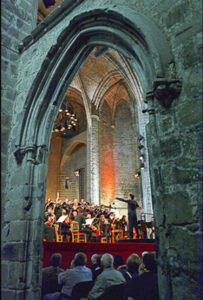 Courtesy of the Festival of Music at La CHaise Dieu