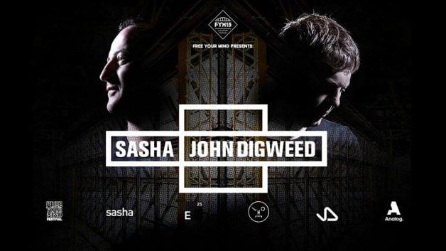 Sasha & John Digweed – Free Your Mind Festival Celebration ile ilgili görsel sonucu