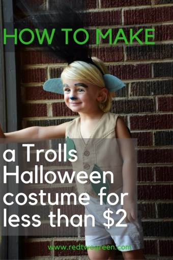 how to make a cheap halloween costume