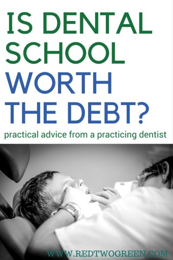 IS DENTAL SCHOOL WORTH THE DEBT? – DEEPLY IN DEBT