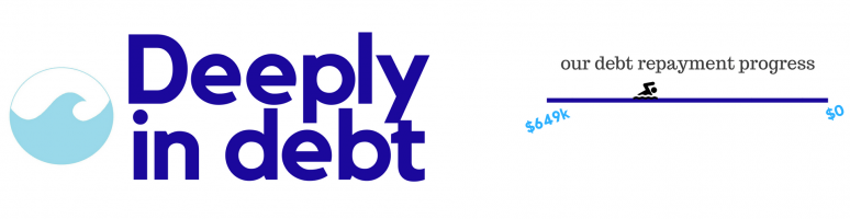 DEEPLY IN DEBT