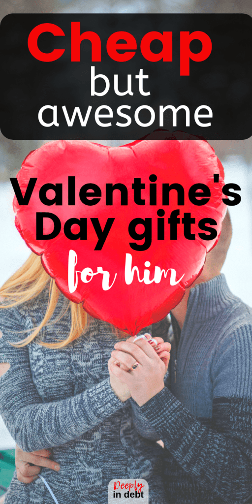 cheap but awesome valentine's day gifts