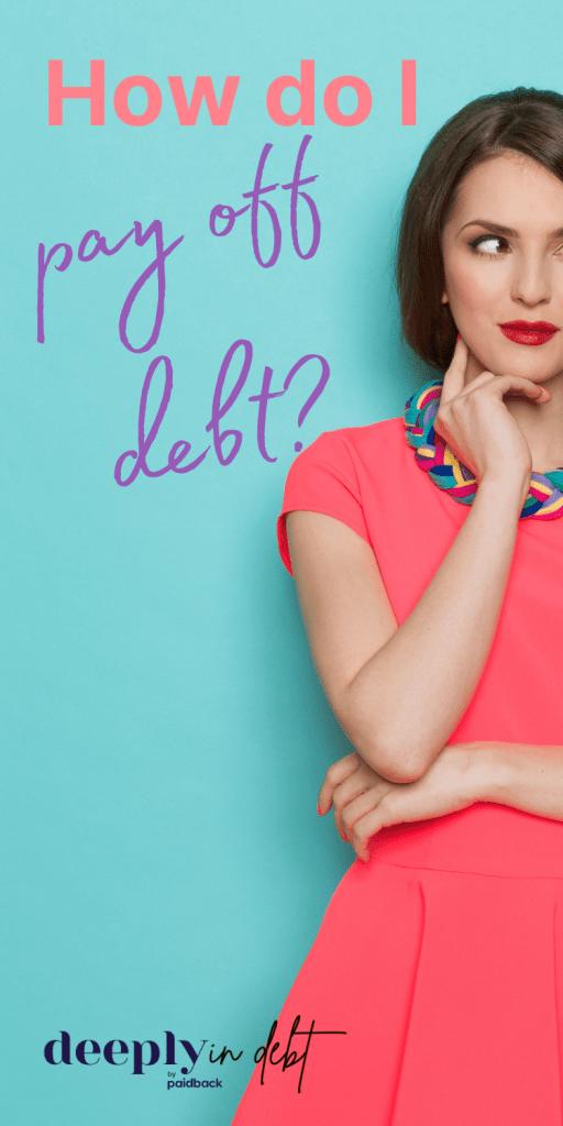 how do i pay off debt