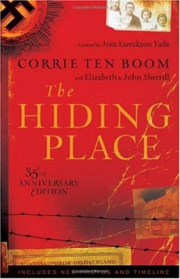 Corrie ten Boom: What Makes Her A Heroine For Women, book, Hiding Place, WWII story, hiding Jews, Christians, concentration camp, Ravensbruck, Corrie and Betsie ten Boom