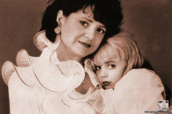 Jon Benet Ramsey and Patsy Ramsy