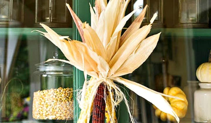 Natural Elements For Fabulous Fall Decor Thanksgiving Christmas