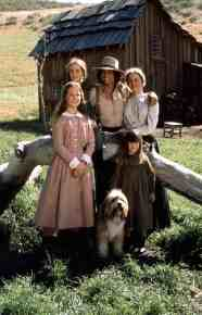 Melissa Sue Anderson, Melissa Gilbert, Michael Landon, Karen Grassle, Lyndsay Greenbush, Little House on the Prairie, TV series