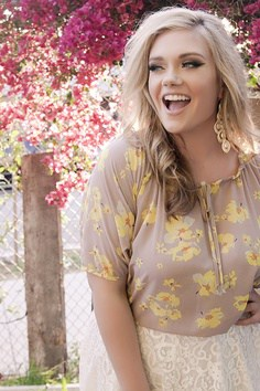 The Plus Size Woman Put Together Attractive Feminine