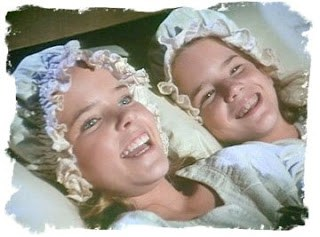 mary and laura ingalls, Melissa sue gilbert, Little House on the Prairie series, TV episode,