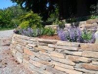 Rock Walls Landscaping Pictures   Zef Jam