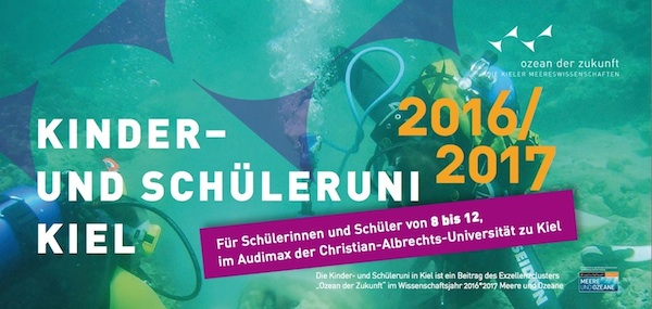 Children's University Kiel – Sponges and microorganisms, pioneers of  evolution
