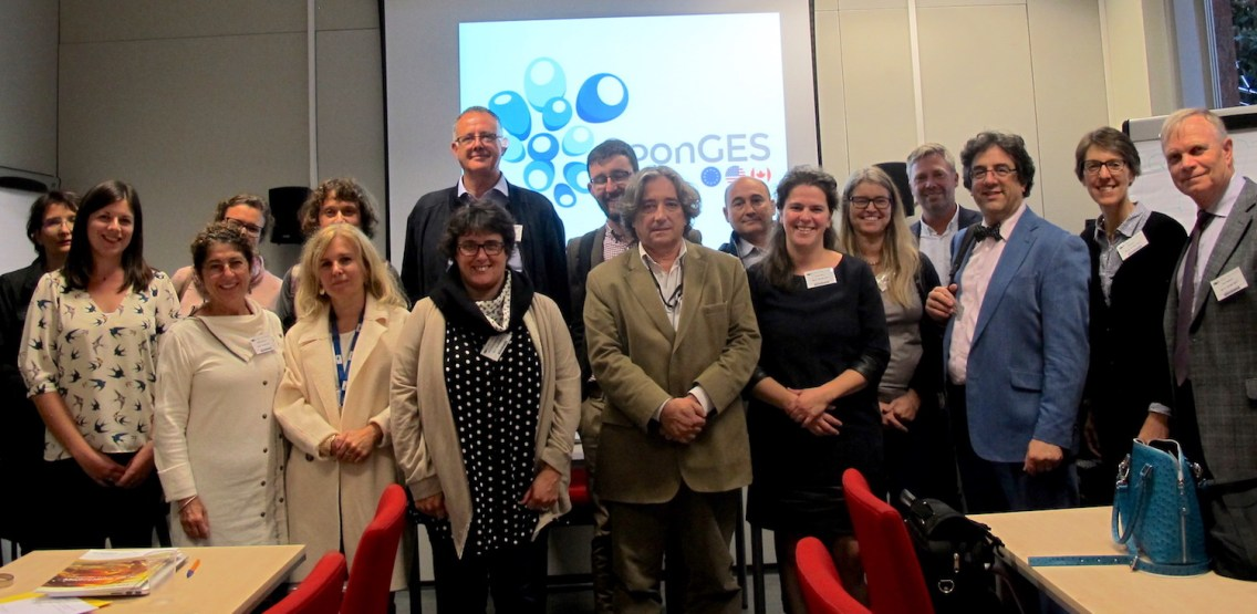 SponGES Brussels meeting policy science stakeholders deepsea