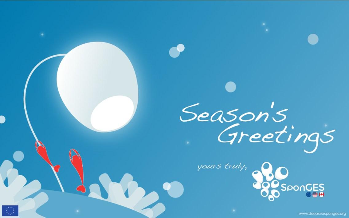 SponGES season's Greetings