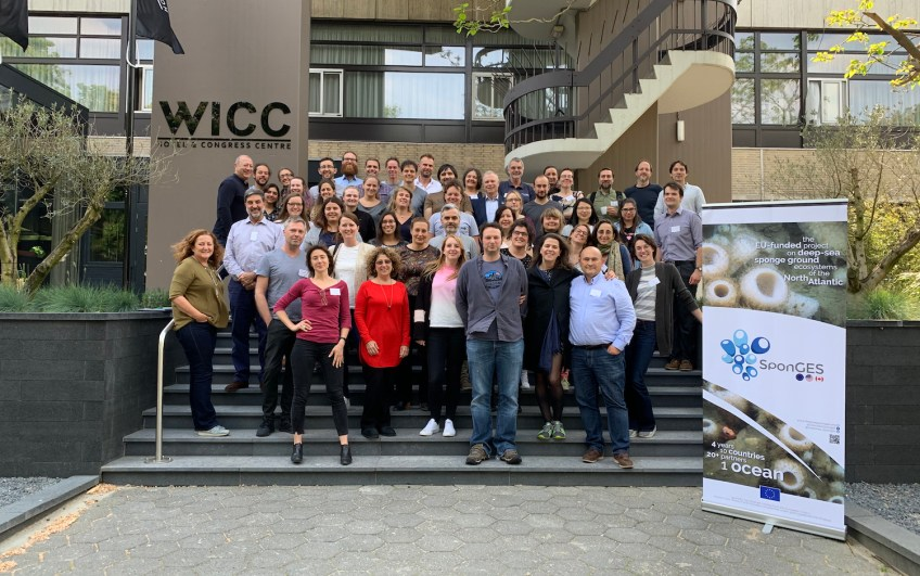 SponGES General Assembly Meeting 2019