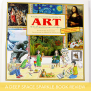 A Child S Introduction To Art Book Review Deep Space Sparkle