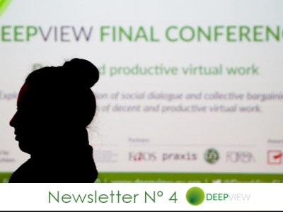 Deep View Virtual Work Newsletter