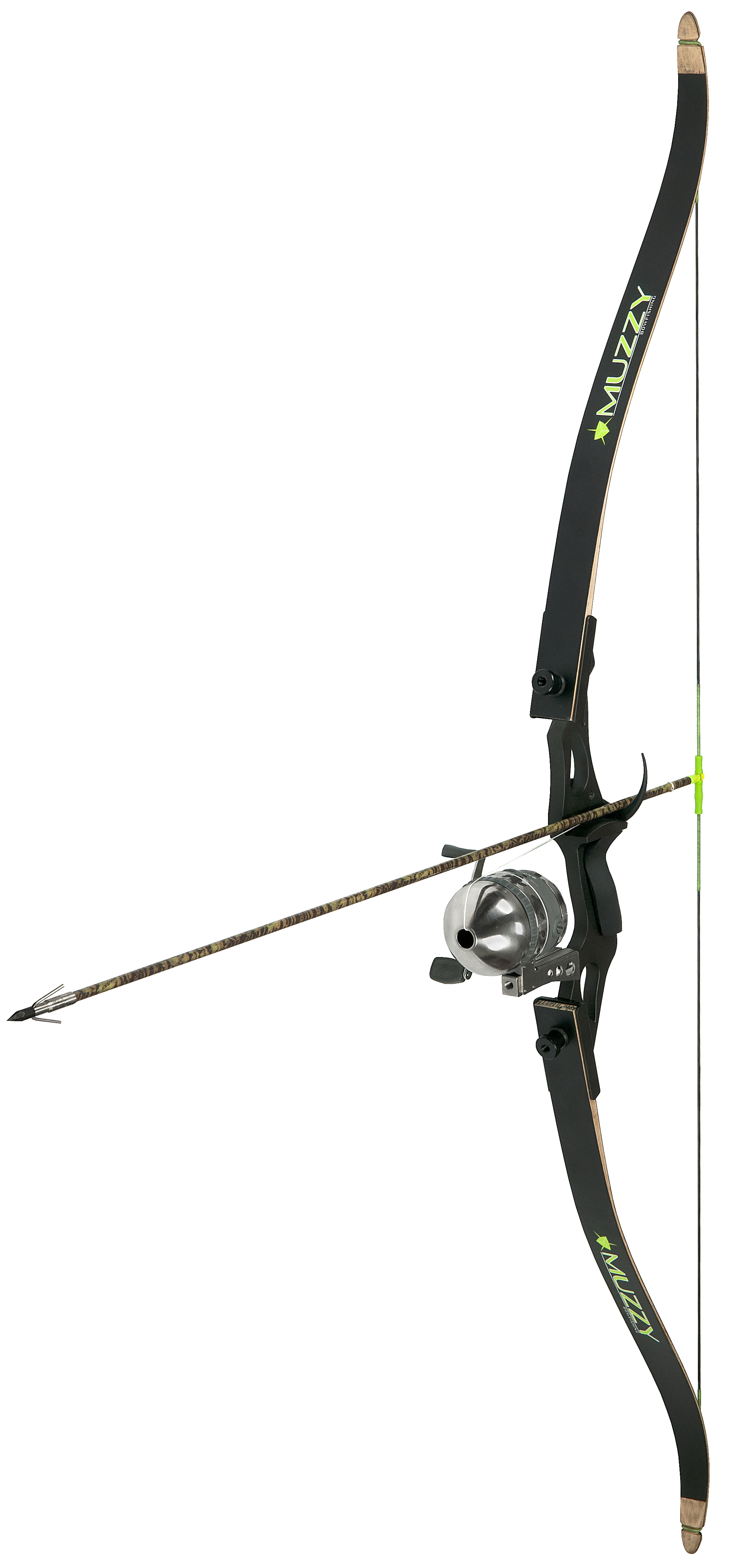 Ata Impale Scales Easier With Muzzy S Bowfishing Kit