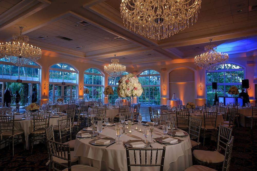 Beautiful South Florida Wedding Venue at Deer Creek Golf Club