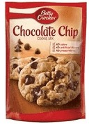 BETTY CROCKER CHOCOLATE CHIP COOKIE MIX, 17.5OZ