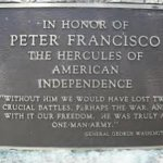 The Hercules of the American Revolution