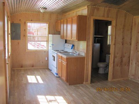 16 ft Wide Prefab Cabins  Finished  Unfinished  Deer