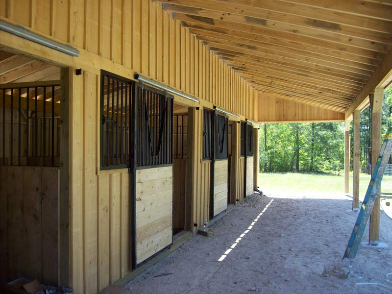 Barn Plans With Apartment
