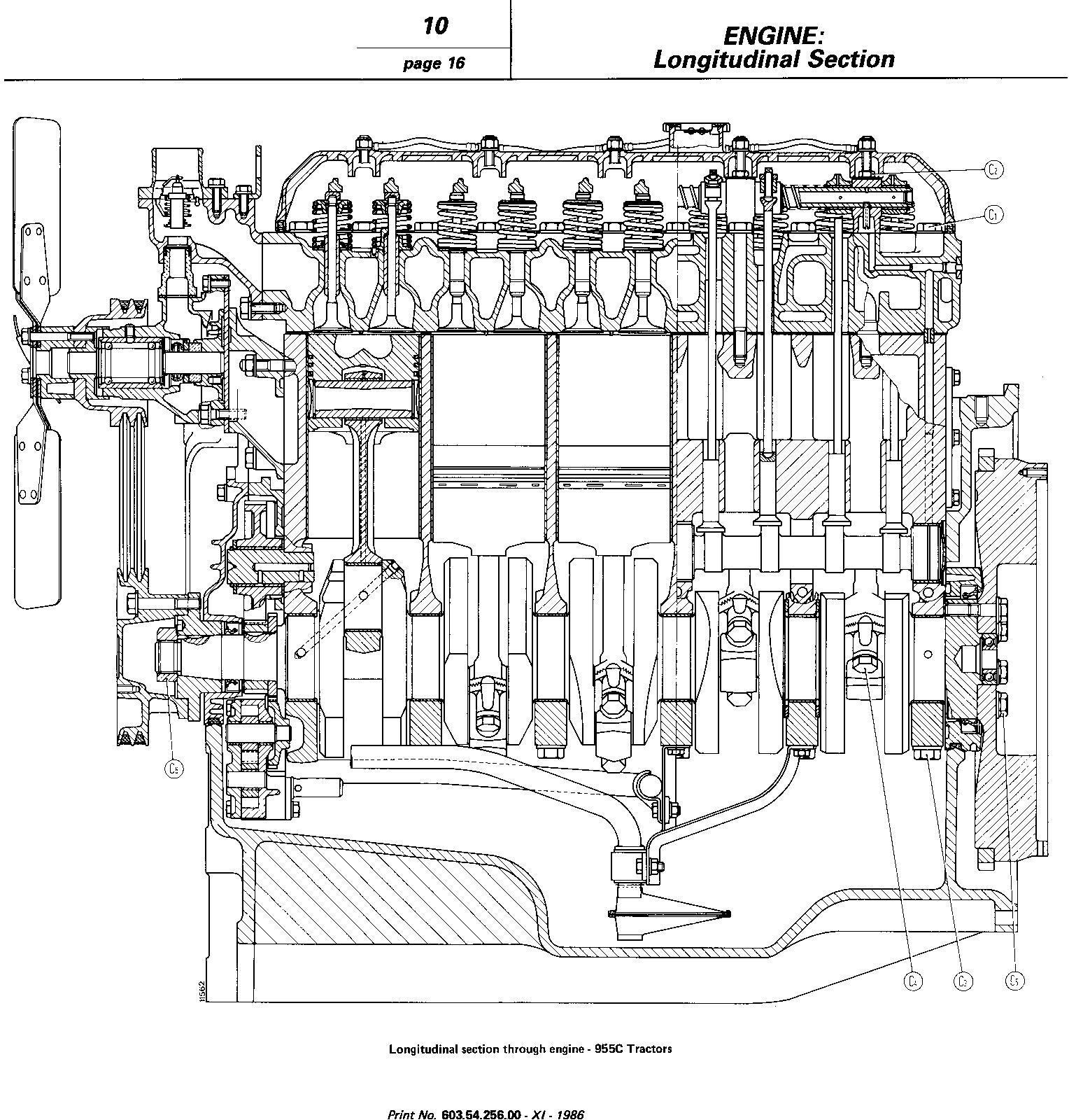 Fiat 855C, 955C, 85-55, 95-55 Crawler Tractor Workshop