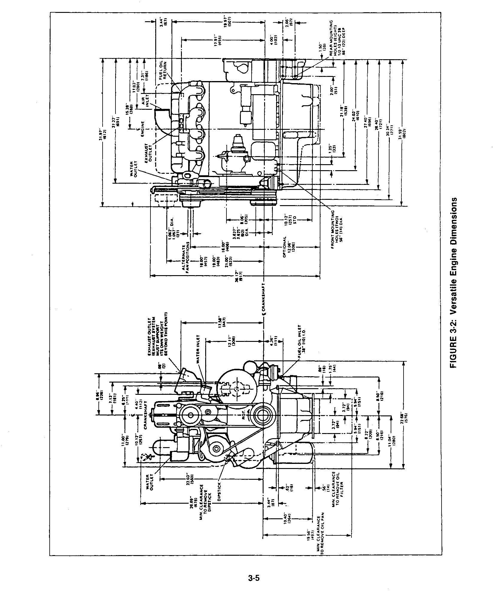 Ford Versatile Swather 4400 Gas & Diesel Service Manual