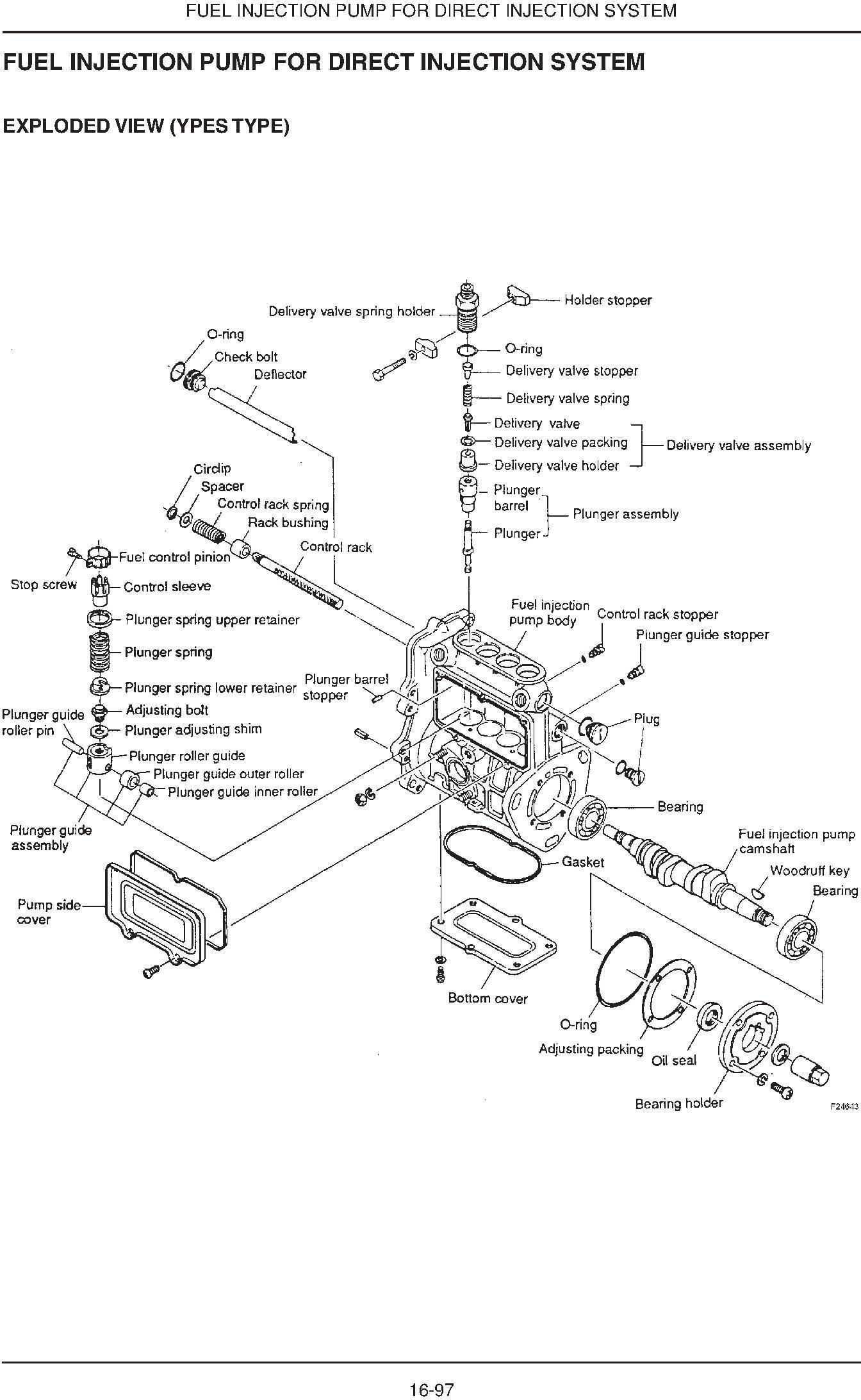New Holland E16, E18 Crawler mini Excavator Service Manual