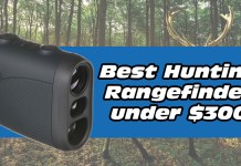 Best Hunting Rangefinder under $300