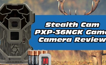 Stealth Cam PXP-36NGK Game Camera Review