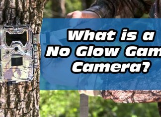 What is a No Glow Game Camera
