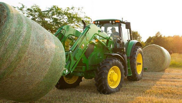 John Deere Equipment 1