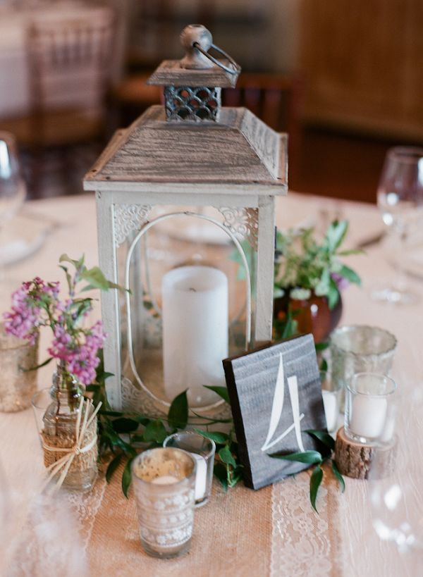 Fall Outdoor Decorations Wallpaper Rustic Wedding Reception Lantern And Table Number Wedding