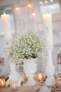 90 Rustic Budget-friendly Gypsophila Baby's Breath Wedding ...