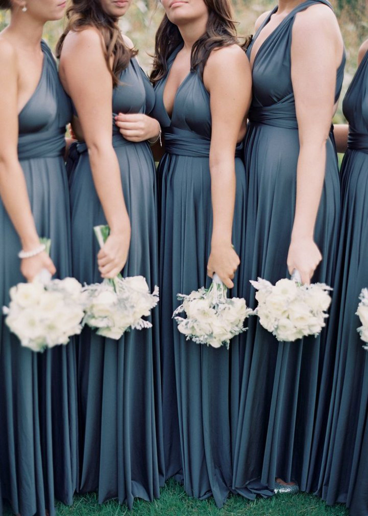 23 Slate and Dusty Blue Wedding Ideas